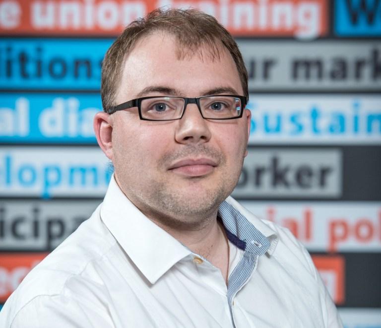 Kurt Vandaele (ETUI): 'Ik geloof in directe participatie waarin je mensen meer betrekt bij het beleid'