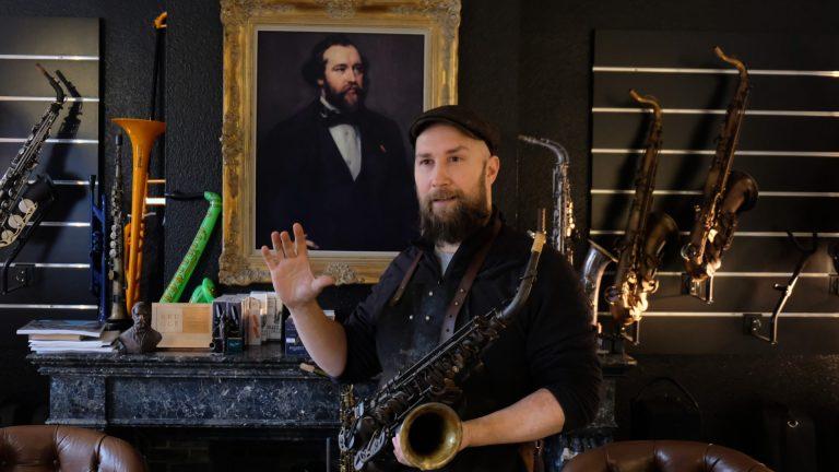 Van bomhulzen tot saxofoons: een bijzonder kerstverhaal