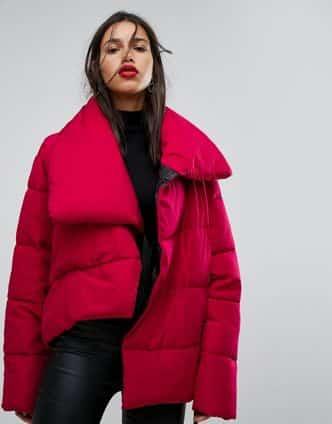 Kabáty na zimu