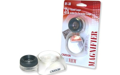 Lupa pro sběratele CARSON DV-30