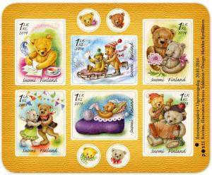 Valentýn - medvídci Teddy