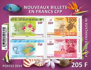 Bankovky Francouzské Polynesie