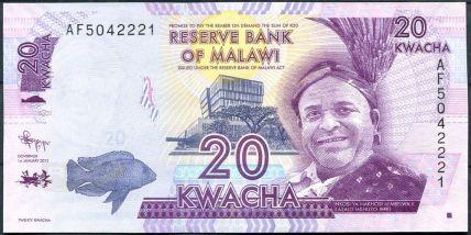 20 kwach