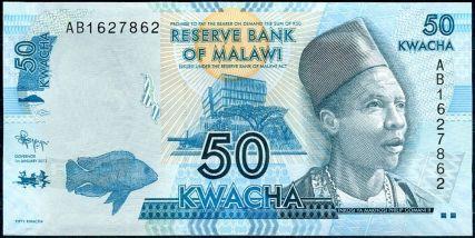 50 kwach