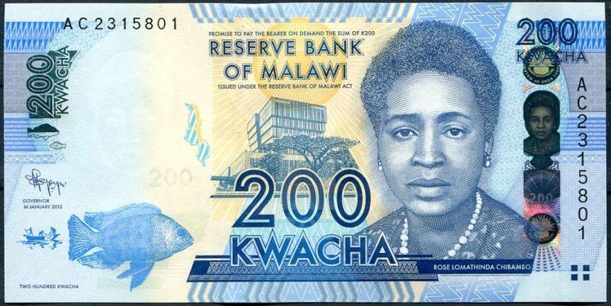 Rose Chibambo na bankovce Malawi 2012 P60