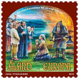 """""""350 let Ålandského honu na čarodějnice"""""""