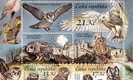 Česká republika má druhou nejkrásnější známku na světě
