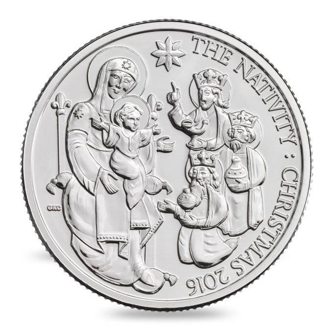 Vánoční pamětní mince