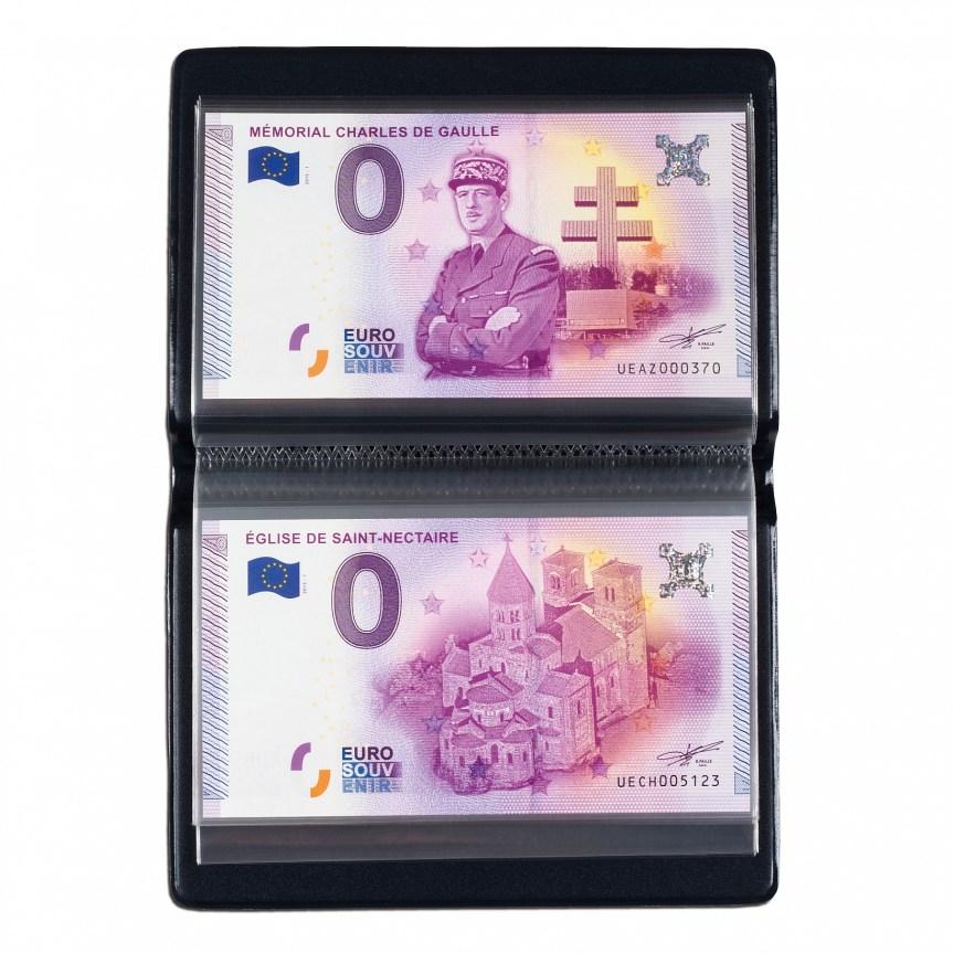 Kapesní album na bankovky - Euro suvenýr