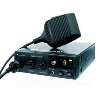 Alan-100+  - Радиостанция Си-Би (CB) 27 МГц автомобильная