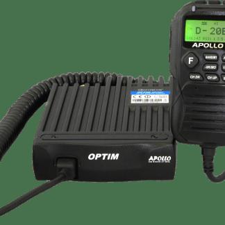 Optim Apollo v3 - Рация Си-Би (CB) 27 МГц автомобильная
