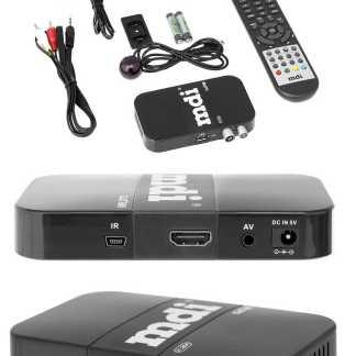 MDI DBR-501 - Приемник цифрового ТВ.