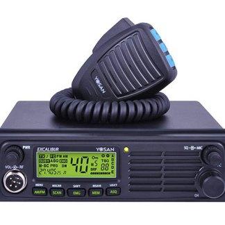 Yosan EXCALIBUR 12/24v - Рация Си-Би (CB) 27 МГц автомобильная