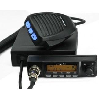 MegaJet MJ-550 - Рация Си-Би (CB) 27 МГц автомобильная