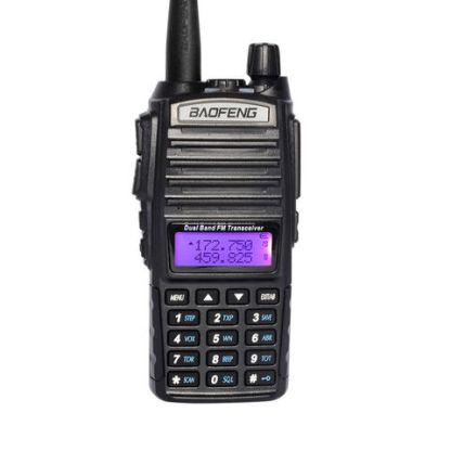 Baofeng UV-82 - Рация портативная любительская VHF/UHF