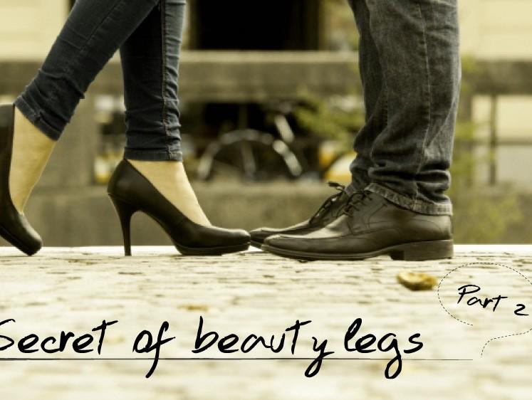 シューズデザイナーが教える「足がキレイに見える靴」のポイント!その2