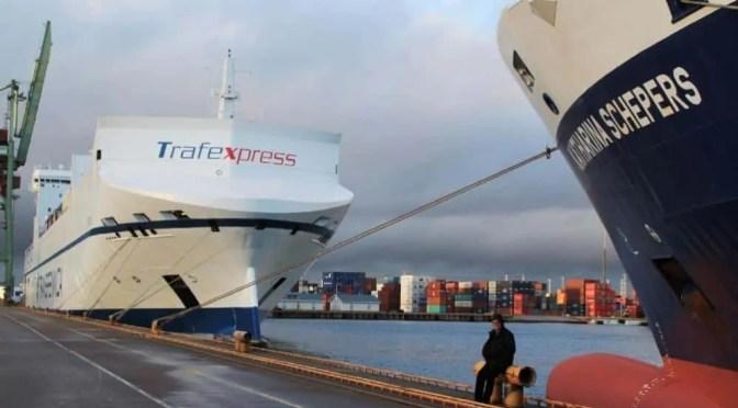 CTOUR on Tour: Zwei Schiffsdamen auf einen Streich