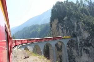CTOUR on Tour: Graubünden - Die spektakuläre Schweiz 7
