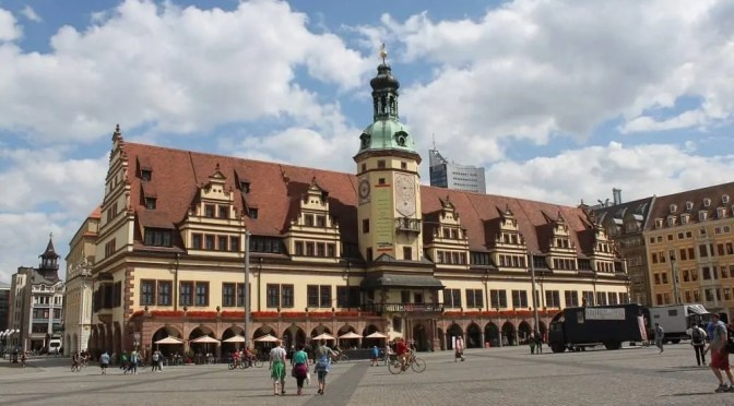CTOUR-Sommertour: 1000 Jahre Leipzig – 850 Jahre Leipziger Messen