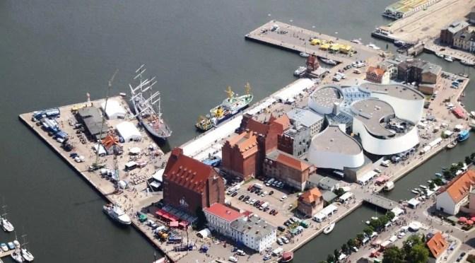 CTOUR on Tour: Stralsund lockt Kreuzfahrer an – MS ASTOR zwischen Schären, Kreidefelsen und Welterbe