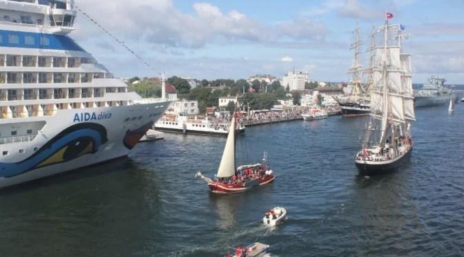 CTOUR vor Ort & on Tour: 26. HanseSail – maritimes Fest der Superlative