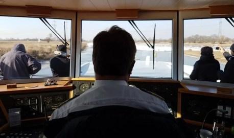 CTOUR on Tour: Flusskreuzfahrtschiff MS SANS SOUCI auf ungewöhnlichem Winterkurs 2