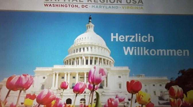 CTOUR-Medientreff: Capital Region USA im Deutschen Spionagemuseum Berlin