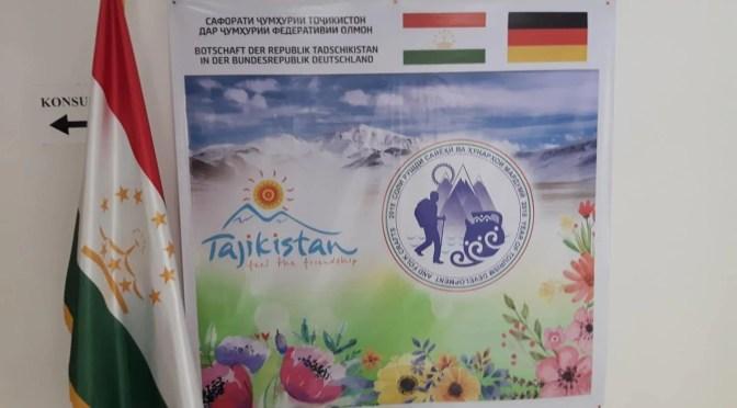 CTOUR-MEDIENTREFF: REISELAND TADSCHIKISTAN. QUALITÄTS- STATT MASSENTOURISMUS