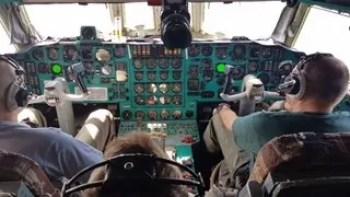 CTOUR VOR ORT: Schwerelos über Moskau - mit einer IL-76 ins All 9