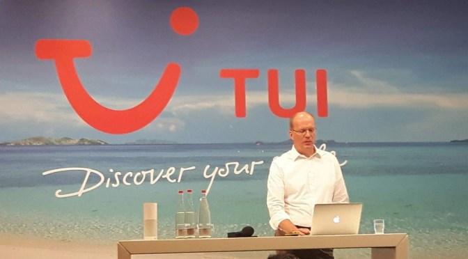 CTOUR VOR ORT: TUI  – die ganze Welt auf einen Klick