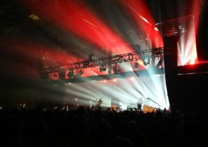 High on Fire geben beim Desertfest Berlin 2018 den Sonntags-Headliner (Foto: Markus Greve)