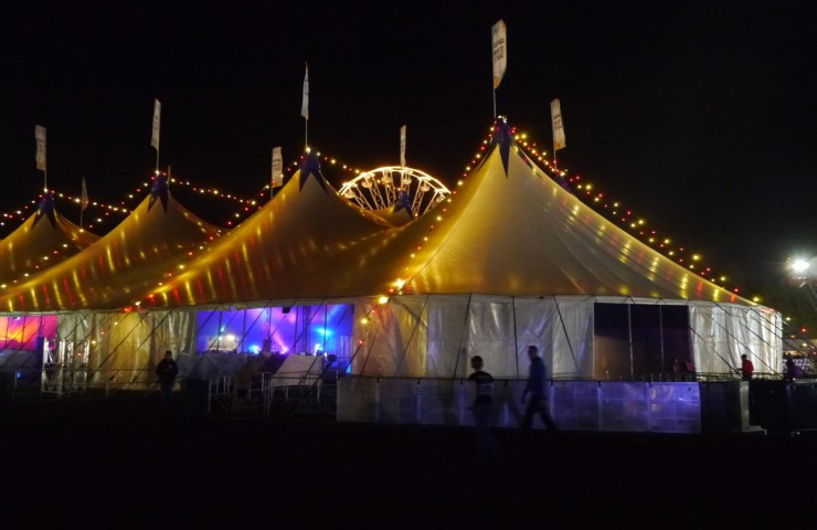White-Stage, Zehlt, Riesenrad, Hurricane Festival 2018