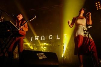 Jungle beim Reeperbahn Festival 2018 (Foto: Danilo Rößger)