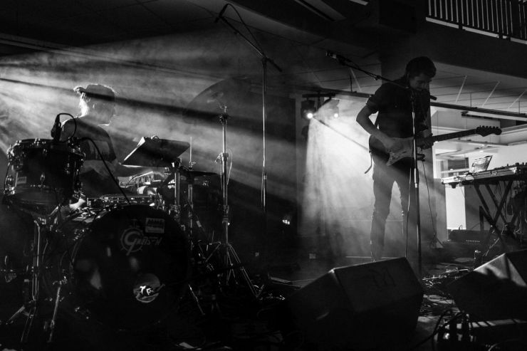Die wilde Jagd live auf dem Eurosonic Noorderslag 2019 (Foto: Danilo Rößger)
