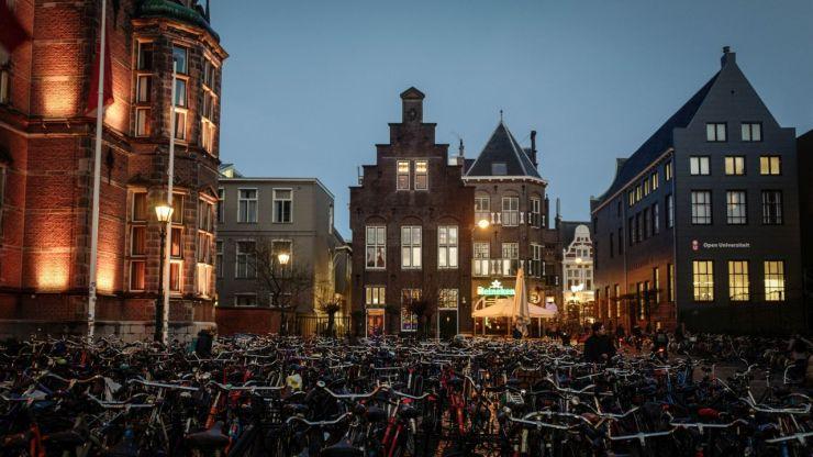 Downtown Groningen. (Foto: Danilo Rößger)