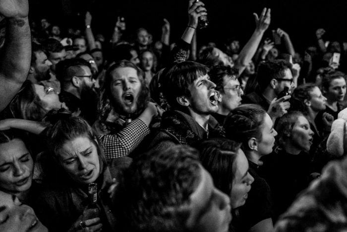 Band Konzert Publikum