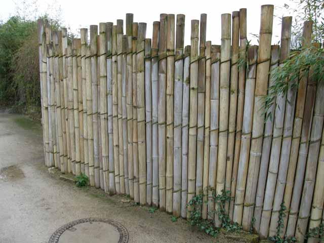 Garten Sichtschutz Bambus – Stockyard Info