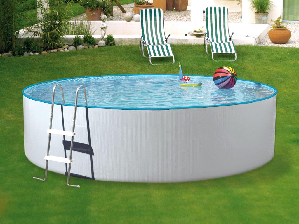 Pool im garten aufstellen  Pool Auf Terrasse Aufstellen | Balcon
