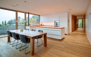 Beispiele für offene Küchen 7 Ideen als Inspiration für deine moderne Wohnküche   Küchenfinder