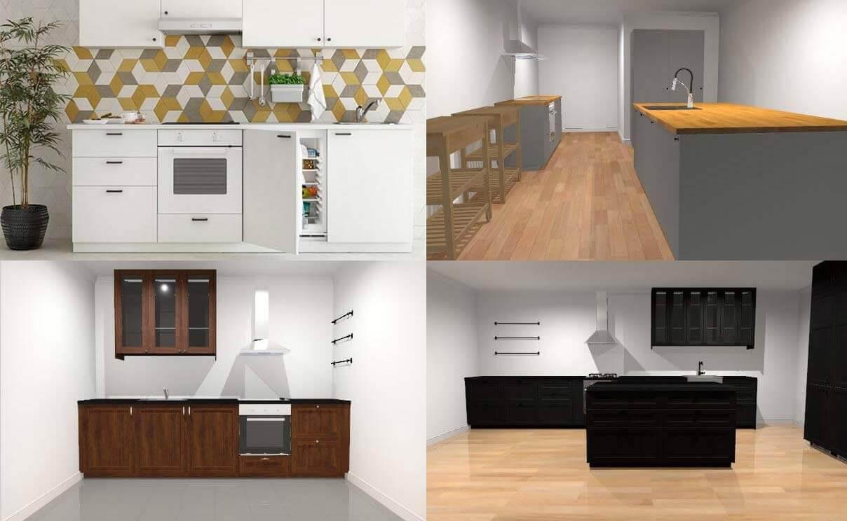 Ikea Kuche Hochglanz Grau Ringhult – Caseconrad.com