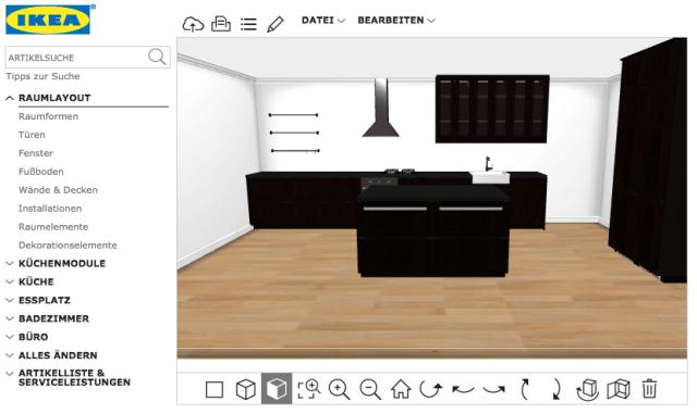 Küchen Planen App - Küche Bauen Mit Team Massivhaus ...