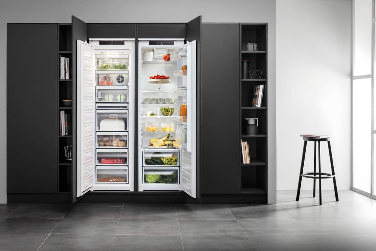 Miniküche Mit Kühlschrank Bauknecht : Side by side kühlschrank ikea küche ikea kche metod splmaschine