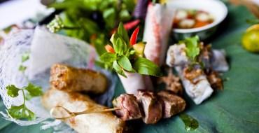 Die Küche Vietnams