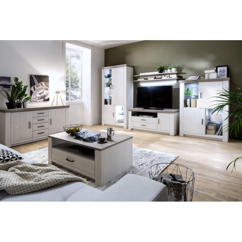 Möbel im modernen Landhausstil der Serie BENIN-05