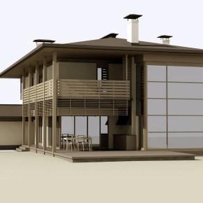 Проект индивидуального дома