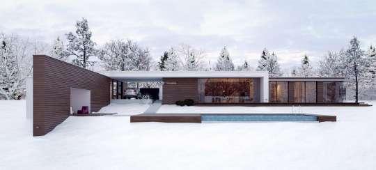 Weekend House 1