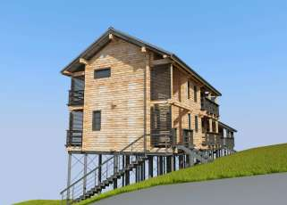 House on the slope 5