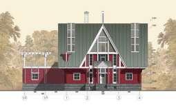 House in Golizino 4