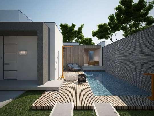 SPA House 1