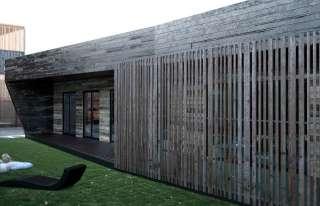 Wood House 1
